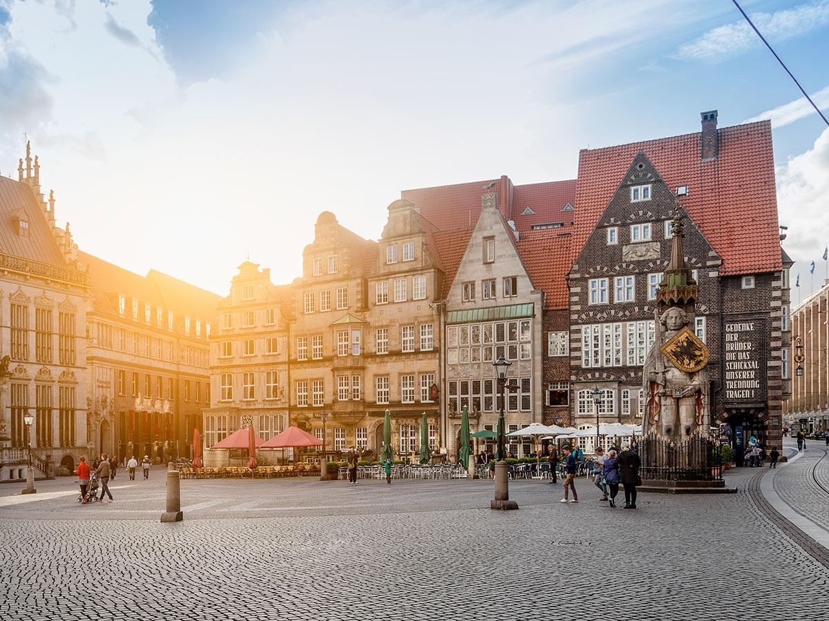 Hansestadt Bremen - (21.02.2018 - 24.02.2018) - Felix-Reisen