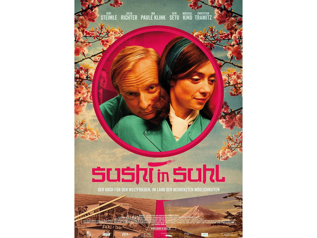 Sushi In Suhl Stream