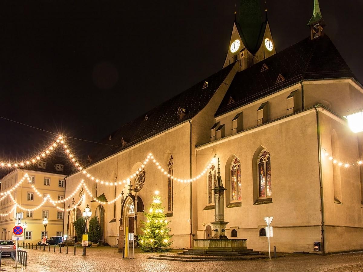 Weihnachten Busreisen 2019.Feldkirch Im Lichterglanz Busreise Ab 20 12 2019 Felix Reisen